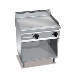 Fry top brescia chiappa attrezzature for Chiappa arredamenti